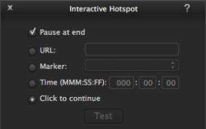 interactive hotspot