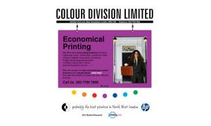 colour division's old website