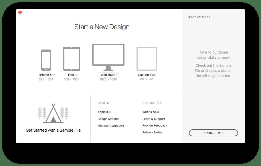 Sketch App and Adobe XD - Web Design Tools Comparison - Haiz Design