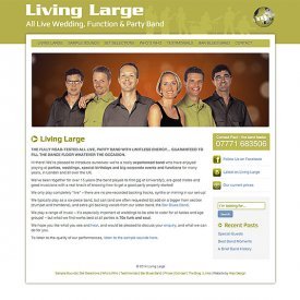 Living Large Website
