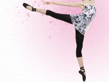 Porselli Dancewear Adverts