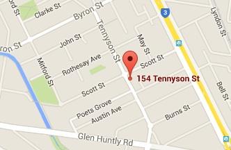 154 Tennyson Street