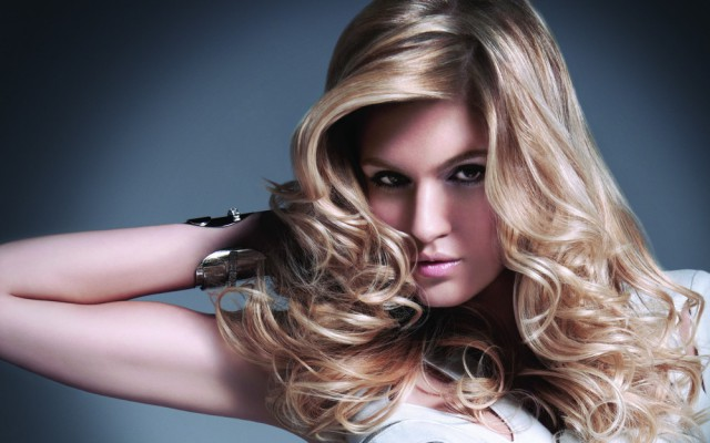 Paul Mitchell, Blonde hair colour, curls, Haize Hair Salon - About Us