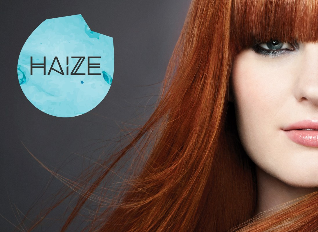Haize Hair Salon, Elwood, Paul Mitchell - Copper hair colour