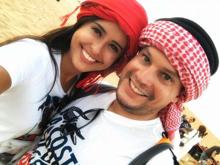 o que fazer em Dubai: passeio no deserto