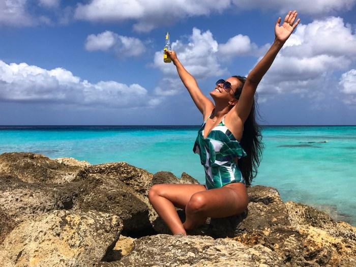 Vontade de viver em Curaçao para sempre