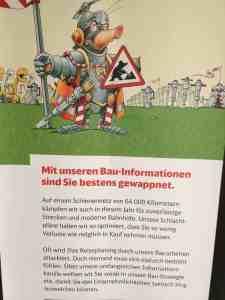 Bahnhof Rosenheim: Für die Informationen über Bauarbeiten bedient sich die Deutsche Bahn einer zweifelhafen Wortwahl