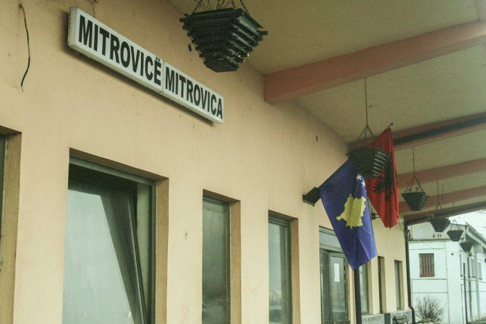mitrovica train station kosovo