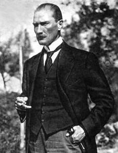 commémoration d'Atatürk