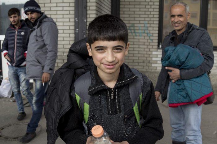 refugies gare subotica 2016
