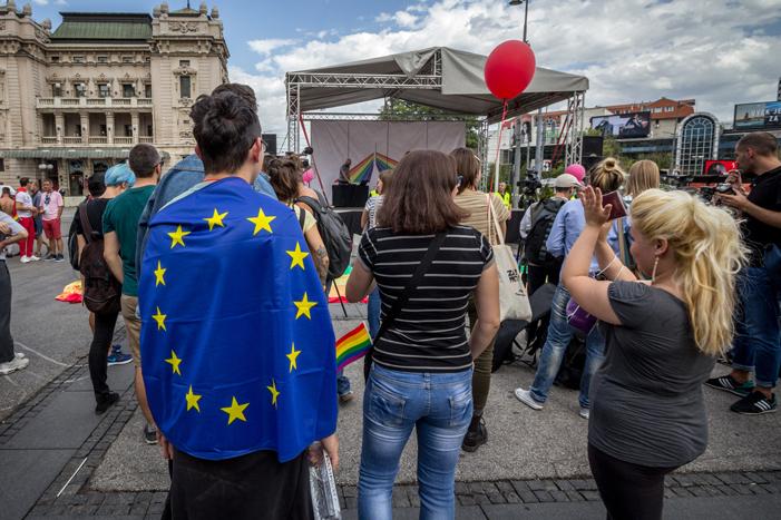 belgrade gay pride serbia 2017 europe