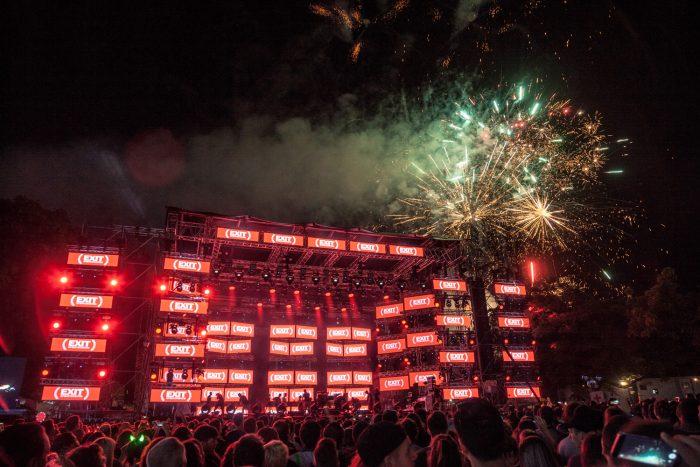 exit festival ceremonie
