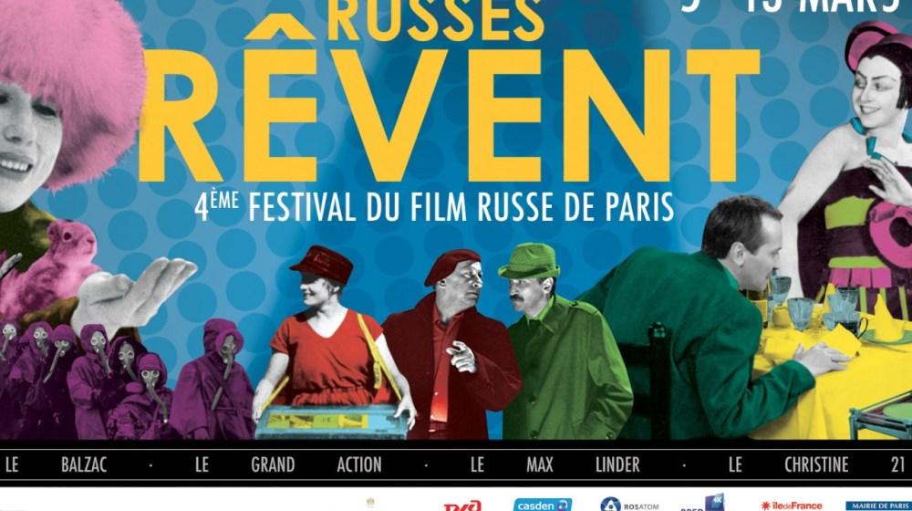 4ème festival du film russe de Paris : quand les russes rêvent et que les cinérussophiles se régalent