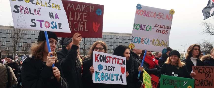 La Pologne et ses féministes