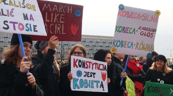 La Pologne et ses féministes, histoire d'une rencontre