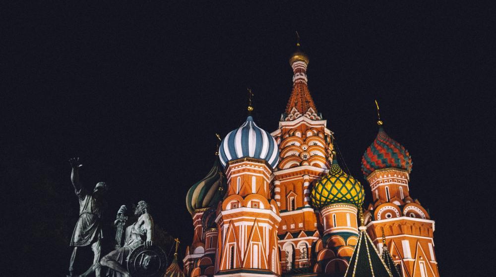 Haïkus d'une année en Russie