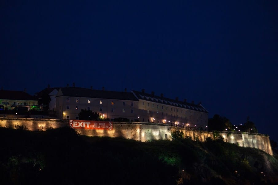 exit festival forteresse petrovaradin 1