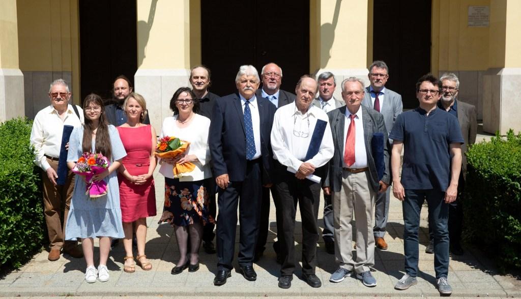 Debrecen Kultúrájáért Alapítvány díjazottai