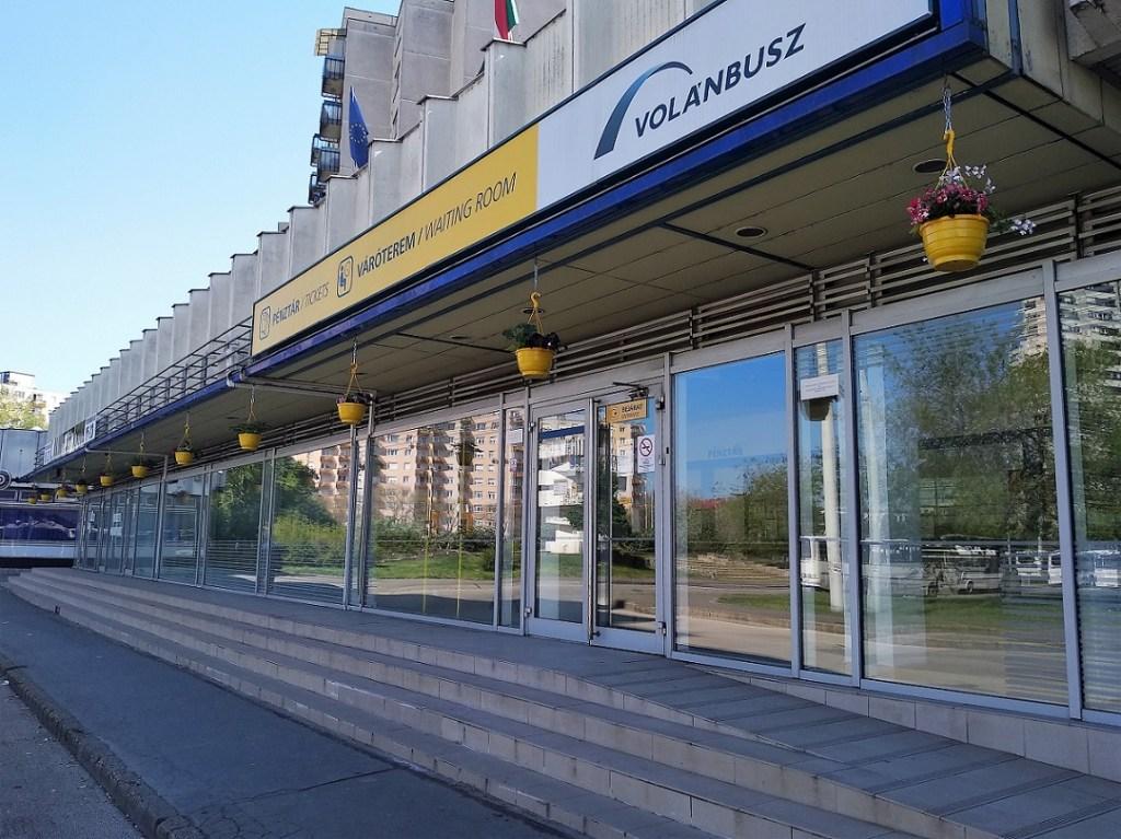 A kisvárdai a legszebb autóbusz-állomás