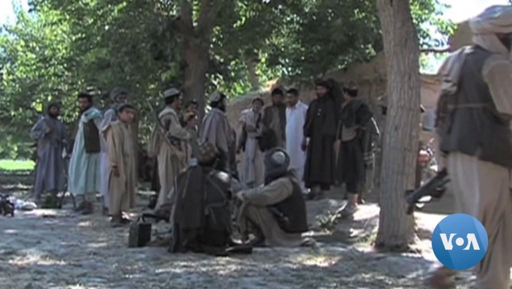 afgán konfliktus