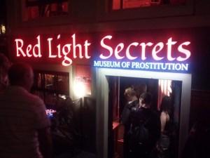 飾り窓/麻薬アムステルダム観光夜編夜遊び。治安は良い。オランダ旅行記