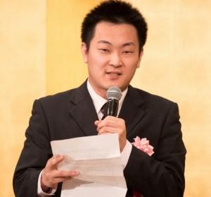 船井情報科学振興財団PhD取得褒章式スピーチ