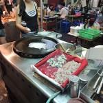 台湾旅行記(5日目)六合夜市で最後の晩餐を食べます