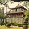 台南のオススメ観光スポットの赤嵌楼に行ってみた!のんびりできます