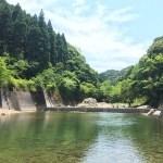 加江田渓谷(宮崎市)に子連れで水遊びに行ってきた!駐車場は?アクセスやトイレもリサーチ!