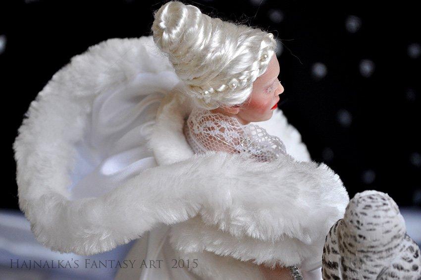 Snow Queen Fantasy Art