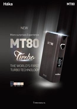 NEW HAKA MT80 Turbo
