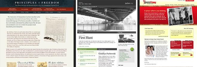 Web sitelerinde Nötr Arka Plan Kullanımı