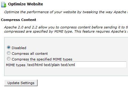 Optimize Websites