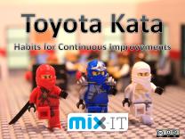 Toyota Kata – habits for continuous improvements Mix IT