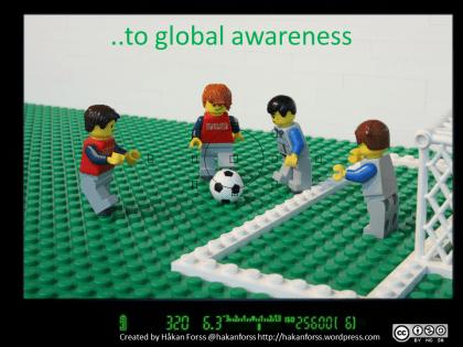 ConeFotballGlobalAwareness