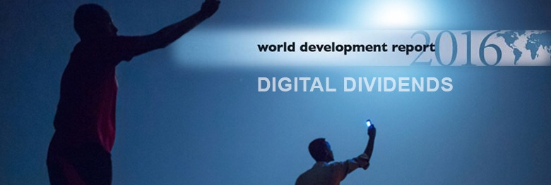 World Development report: Digital Revolution Needs Offline Help to Realize Its Potential