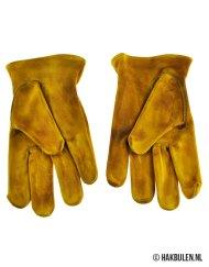 Lederen Handschoenen Gjora Crud