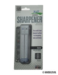 FWCX Diafold Sharpener Vijl Double Sided Diamond Coarse Extra Coarse DMT