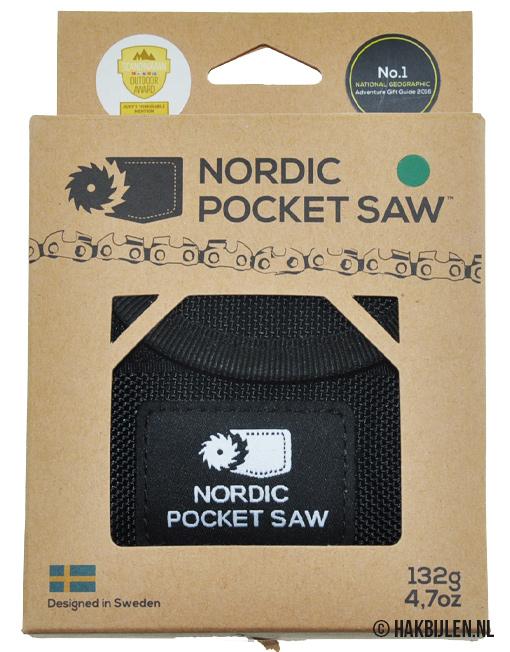 Handkettingzaag Green Nordic Pocket Saw NPS 11002