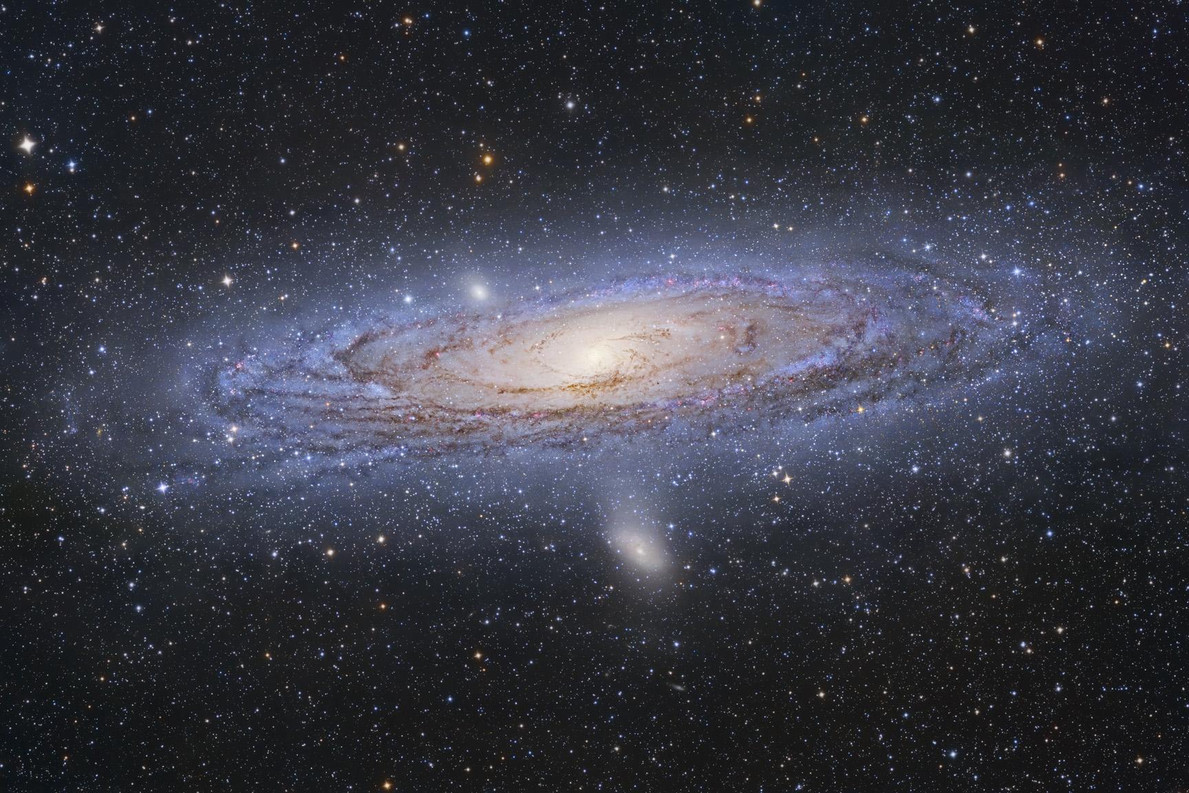 Astronomi penceresinden kayyumiyet ve ezeliyet