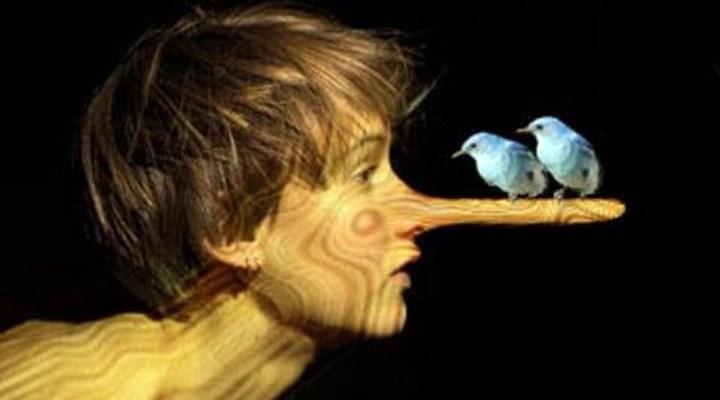 Doğrunun ve yalanın hâlleri
