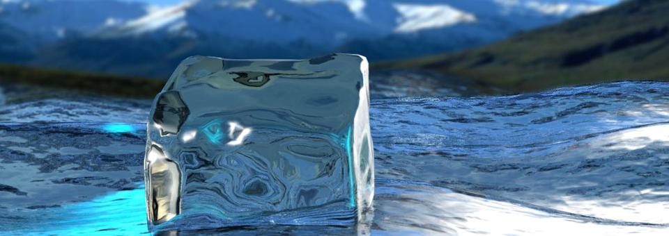 Aslını arayan bir buz parçası…