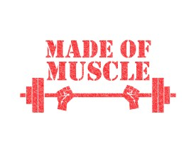 Made of Muscle Logo