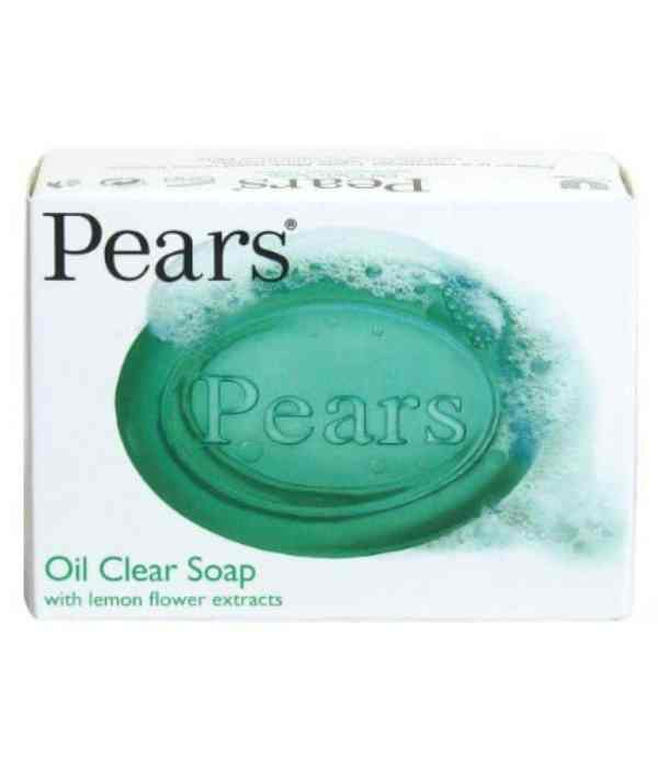 pear oil clear