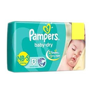 pampers S