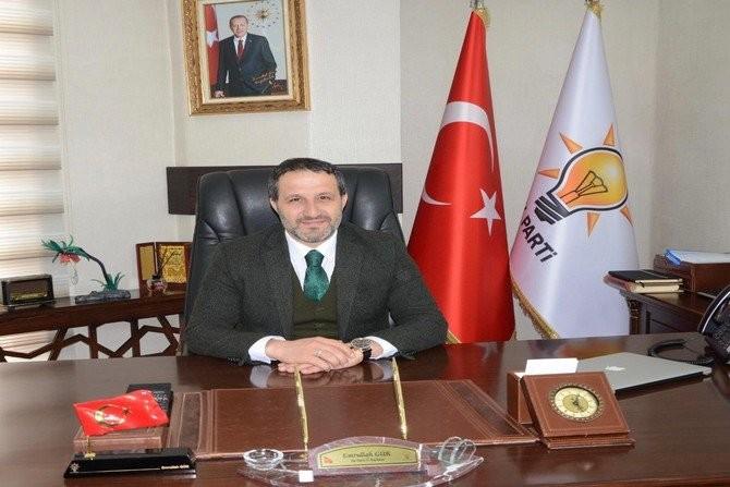 AK Parti Hakkari İl Başkanı Gür istifa etti