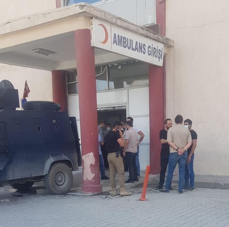 Hakkari İl Emniyet Müdür Yardımcısına silahlı saldırı