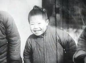 「南京大虐殺」時の南京の子供たち
