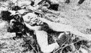 通州事件の犠牲者