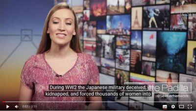 【慰安婦問題】「日本には『嘘も百回言えば真実になる』ということわざがある」さらっと嘘を吐く某国人に日本人もブチ切れ